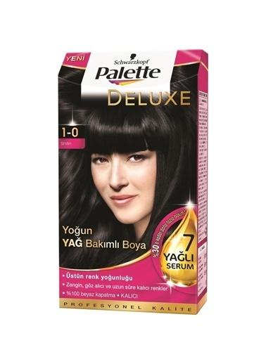 Palette Saç Boyası Siyah